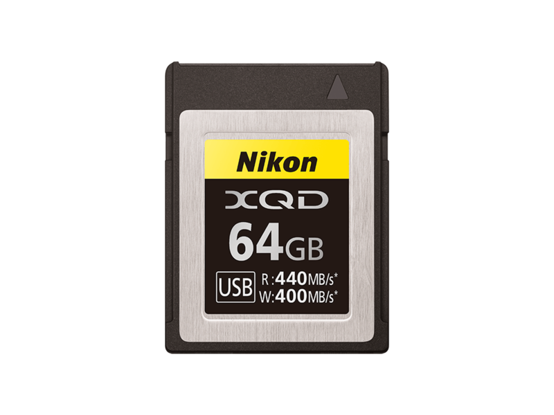 64GB XQD (R440/W400) imagine 2021