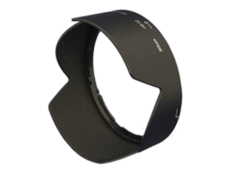 HB-32 Lens hood for AF-S 18-140, 18-105, 18-135 imagine 2021
