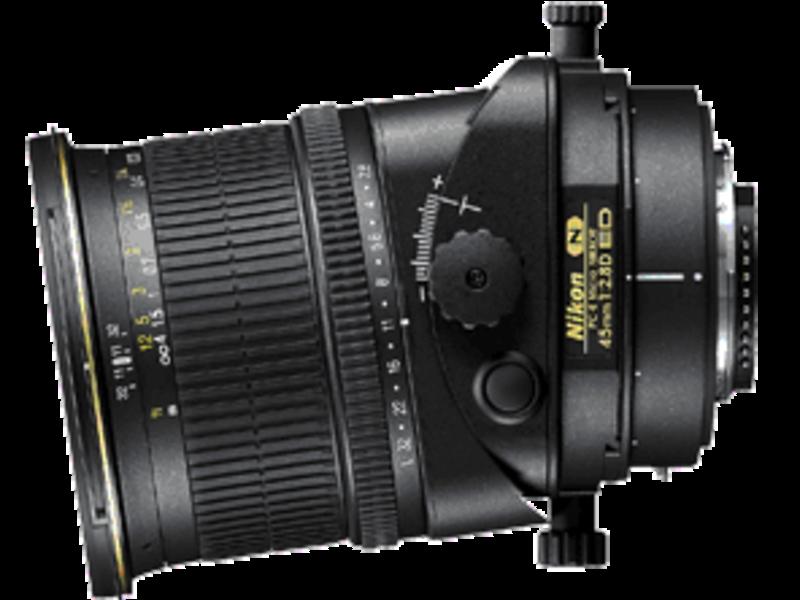 45mm f/2.8D ED Micro NIKKOR PC-E imagine 2021