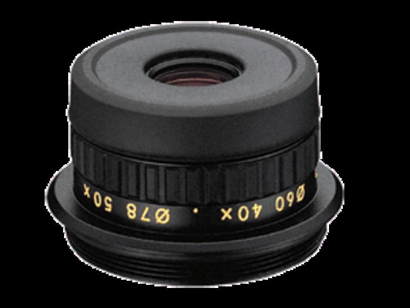 Luneta Terestra Nikon 27x/40x/50x Mc Eyepiece For Fieldscope