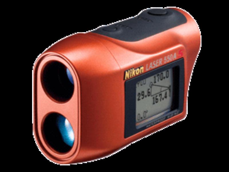 Telemetru Laser Nikon 550 A S