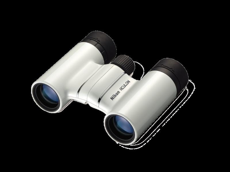 Binoclu Outdoor Nikon Aculon T01 8x21 (white)