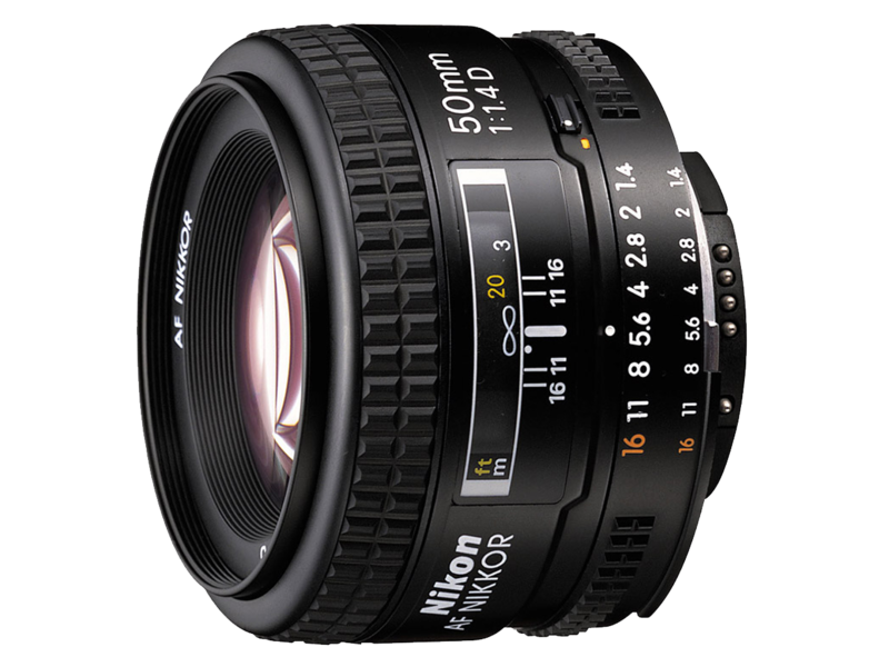 50mm f/1.4D AF NIKKOR imagine 2021