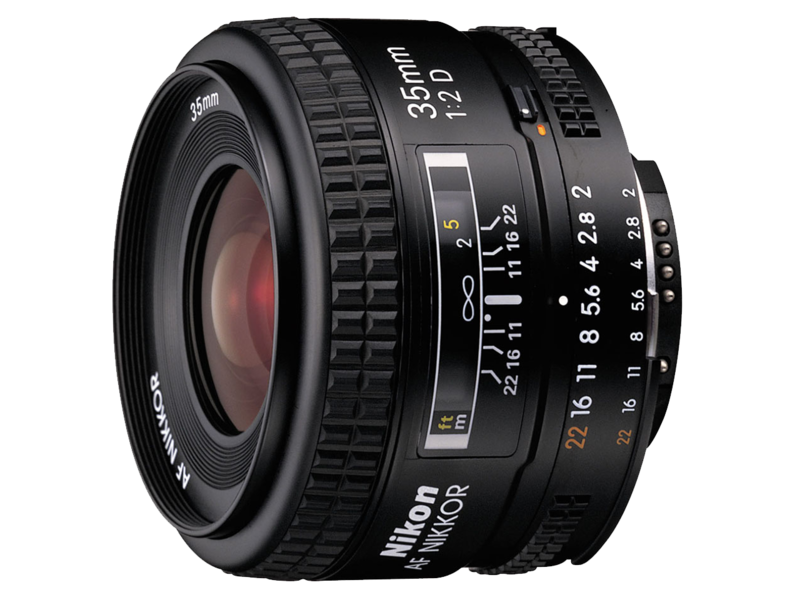 35mm f/2D AF NIKKOR imagine 2021