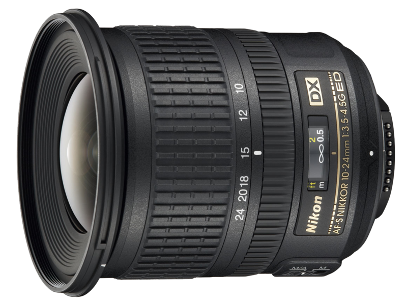 Imagine 10 24mm F3.5 4.5g Ed Af s Dx Nikkor