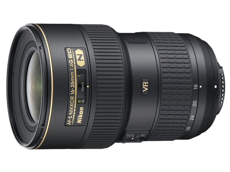 Imagine 16 35mm F4g Ed Vr Af s Nikkor