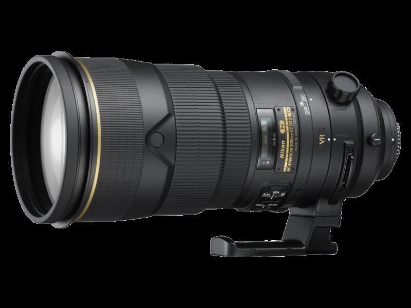300mm f/2.8G ED VR II AF-S NIKKOR imagine 2021