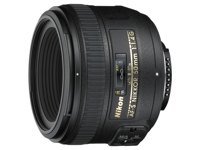 50mm f/1.4G AF-S NIKKOR imagine 2021