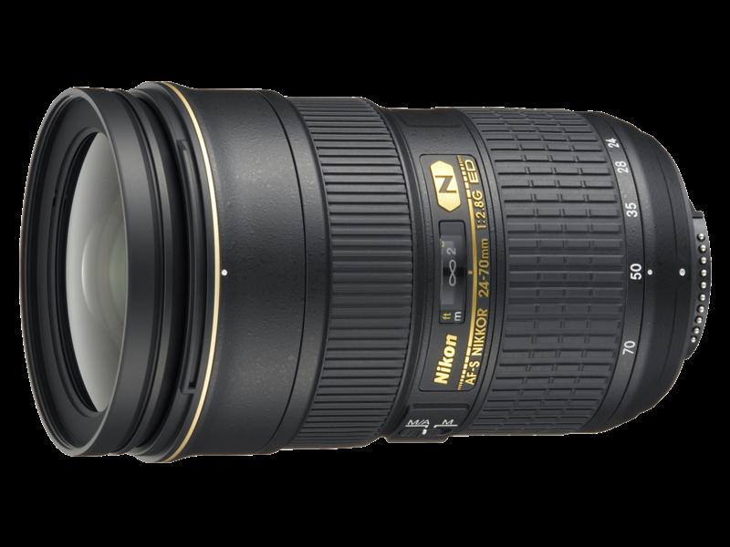 24-70mm f/2.8G ED AF-S NIKKOR imagine 2021