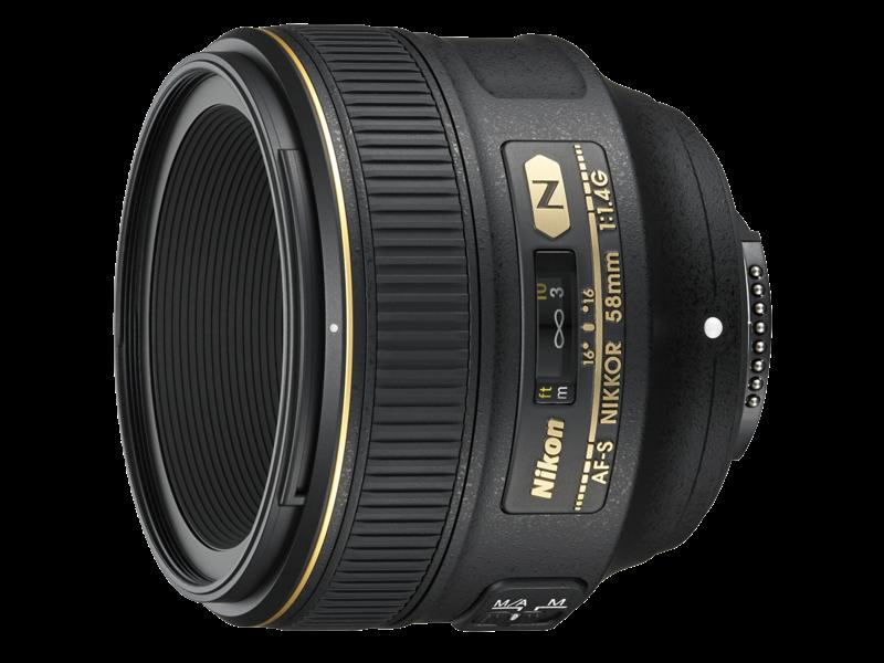 58mm f/1.4G AF-S NIKKOR imagine 2021