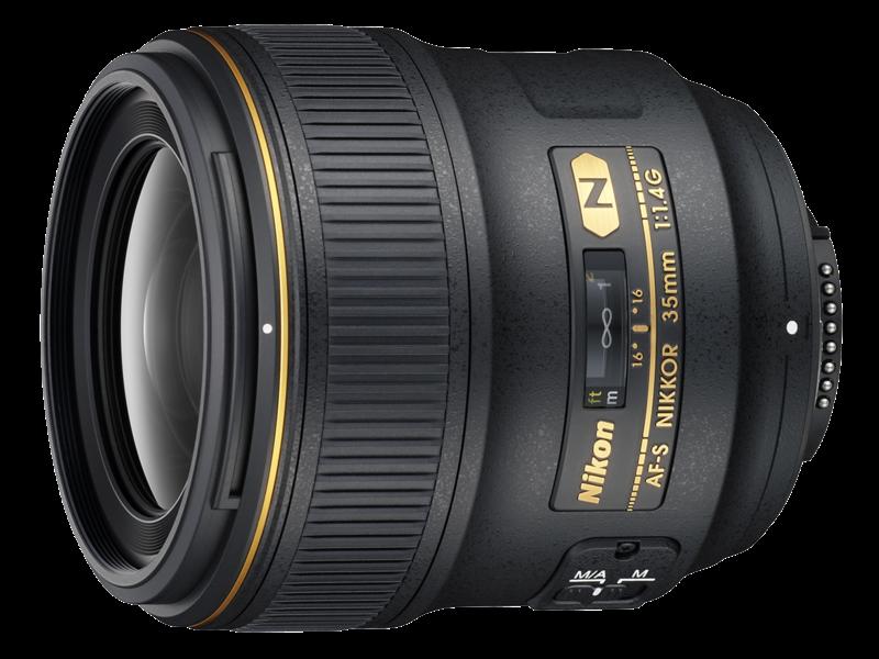 35mm f/1.4G AF-S NIKKOR imagine 2021
