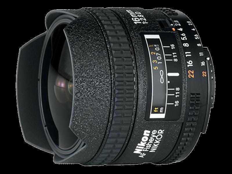 16mm f/2.8D AF FISHEYE NIKKOR imagine 2021