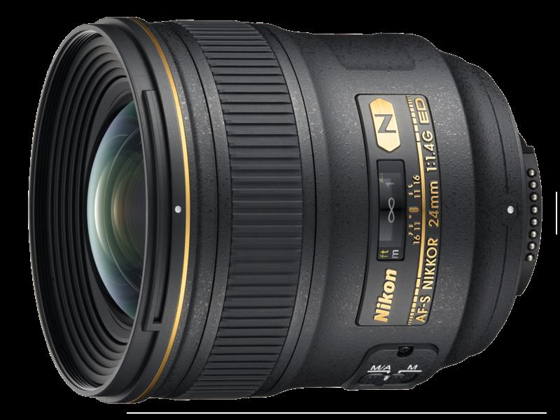 24mm f/1.4G ED AF-S NIKKOR imagine 2021