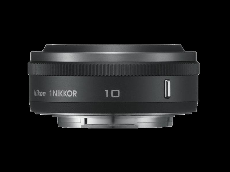 1 NIKKOR 10mm f/2.8 (black)
